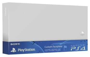 Sony Custom Faceplate HDD Cover Silver