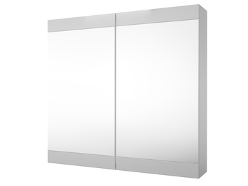 Peegelkapp Serena Retro, 75x14x70 cm