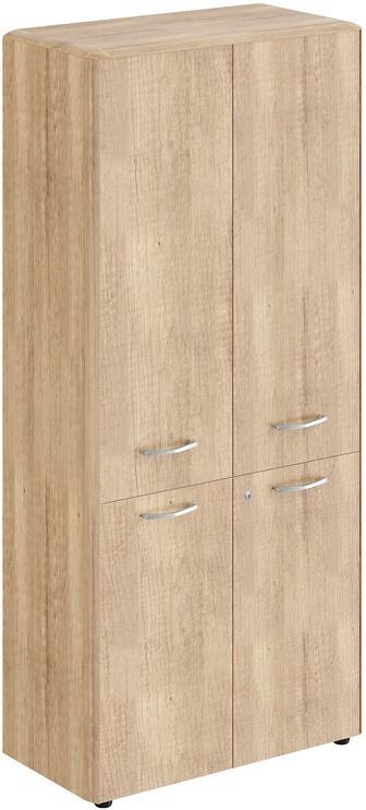 Skyland Office Cabinet With Lock DHC 85.3 Sonoma Oak 892х470х1950