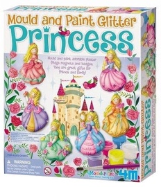 4M Mould And Paint Glitter Princesses