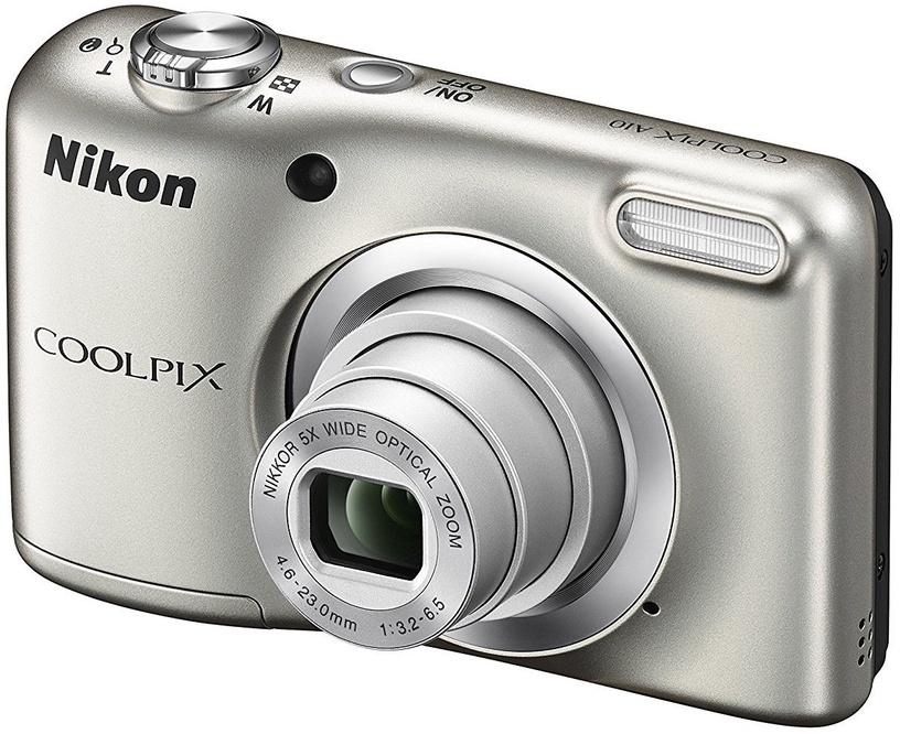 Nikon COOLPIX A10 Silver + Case