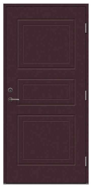 Дверь Viljandi Dulcia Doors Right 99x208.8cm Brown