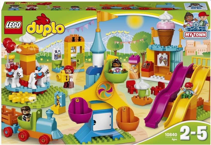 Konstruktor LEGO® Duplo Town Suur laat 10840, 106 tk