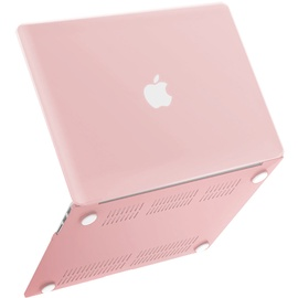 "iBenzer Neon Party Macbook Air 13"" Case Rose Quartz"