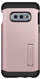 Spigen Tough Armor Back Case For Samsung Galaxy S10e Rose Gold