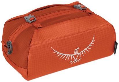 Osprey Wash Bag Padded Poppy Orange
