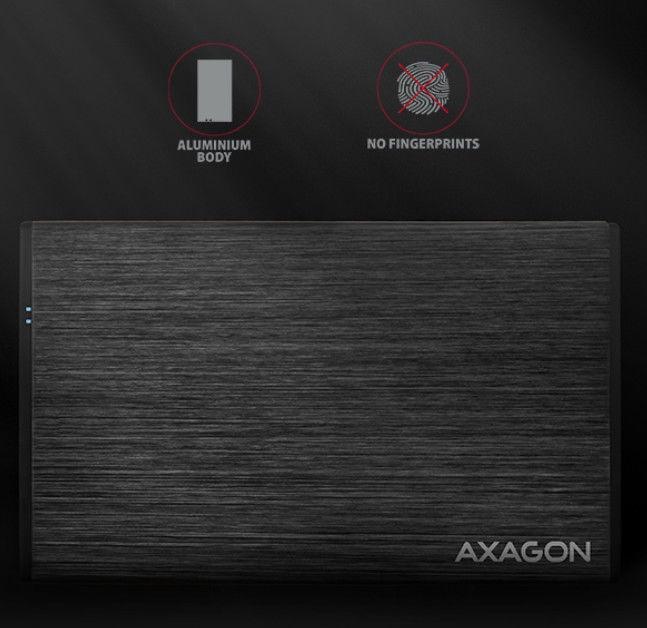 Axagon EE25-XA6 USB 3.2 Gen 1 Aline Box