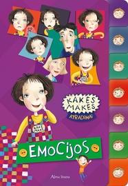 Knyga Kakės Makės atradimai. Emocijos