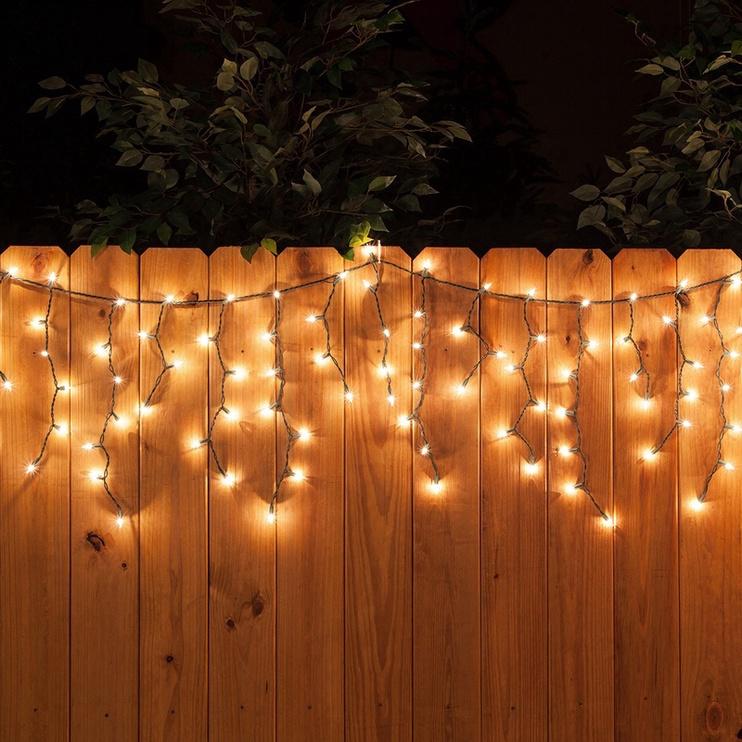 Elektriskā vītne Christmas Touch 20B100W-WW, 4.9 m, 100, silti balta