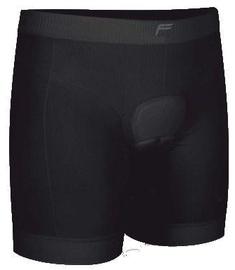 F-LITE Cycling Boxer Sewn Pad Woman XL Black