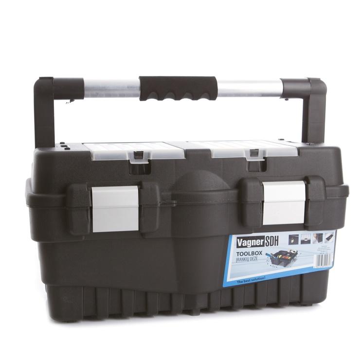 Vagner ALU 500 Tool Box Black
