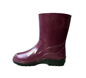 Paliutis PVC Women's Rubber Boots Cherry 41