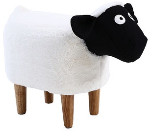 Signal Meble Pouf Olga Sheep White