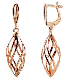 Diamond Sky Gold Earrings Brigit