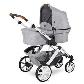 Universalus vežimėlis ABC Design Salsa 4 Stroller 2in1 Graphite Grey