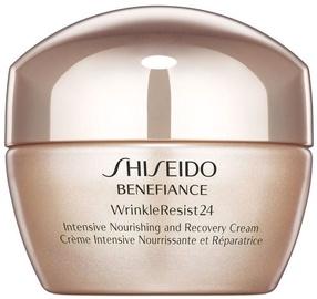 Shiseido Benefiance WrinkleResist24 Intensive Nourishing & Recovery Cream 50ml