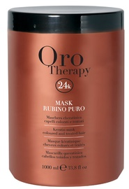 Fanola Oro Therapy Rubino Mask For Colored Hair 1000ml