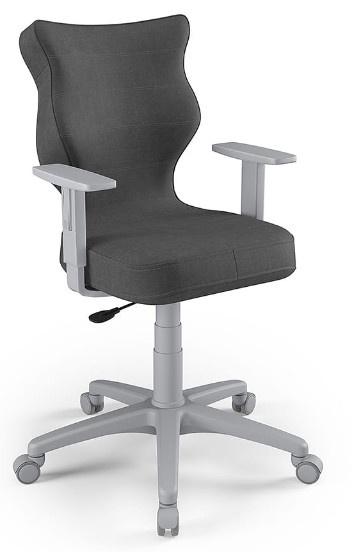 Офисный стул Entelo Duo AL17, антрацитовый