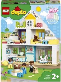 Конструктор LEGO Duplo Модульный игрушечный дом 10929, 129 шт.