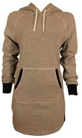 Bars Womens Hoodie Grey 145 L