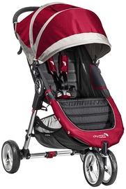 Baby Jogger City Mini Stroller Crimson/Gray BJ11436