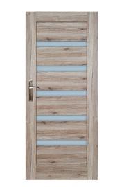 Vidaus durų varčia TURYN Sanremo, dešininės, 203.5x84.4 cm