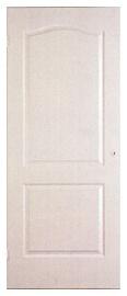 Vidaus durų varčia Monte Karmena, balta, 203x91.5 cm