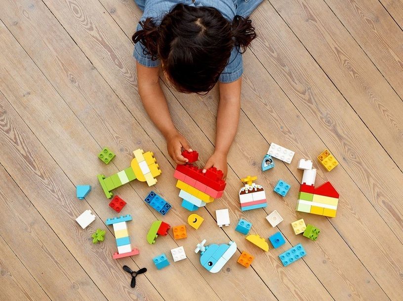 Конструктор LEGO Duplo Heart Box 10909