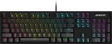 Žaidimų klaviatūra Gigabyte AORUS K1 Cherry MX Red EN