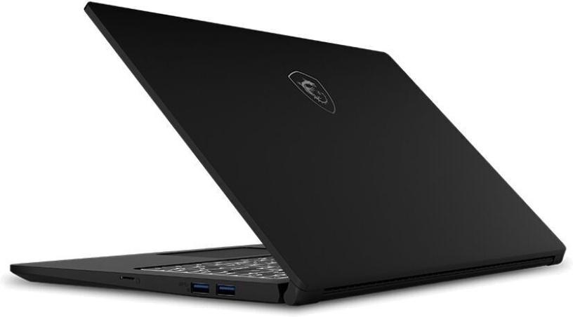 """Nešiojamas kompiuteris MSI Modern 15 Black A10M-271PL PL Intel® Core™ i5, 8GB/512GB, 15.6"""""""