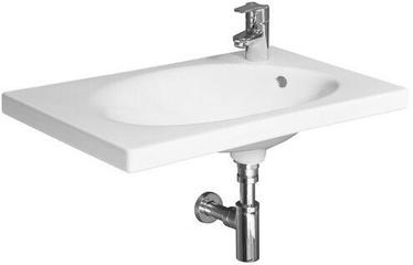 Мойка Jika Tigo Basin 650x385mm White