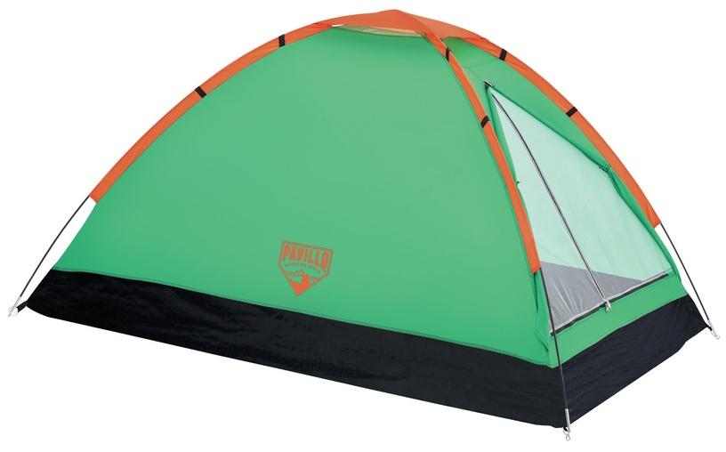 Palapinė Bestway 68040 Pavillo Monodome X2 Tent Green