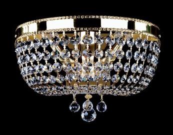 Sieninis šviestuvas Artglass Ciara dia 300, 2X40, E14