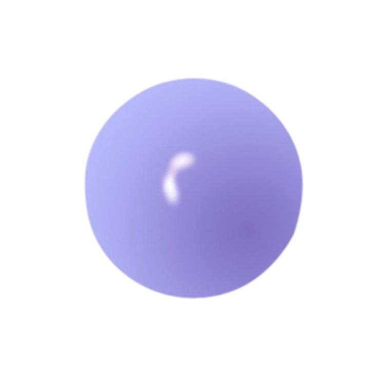 Bumbiņa Metalic TVC105 22,5cm