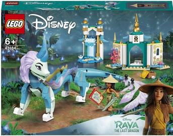 Конструктор LEGO Disney Princess Райя и дракон Сису 43184