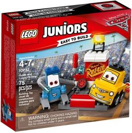 LEGO Juniors Guido and Luigi's Pit Stop 10732