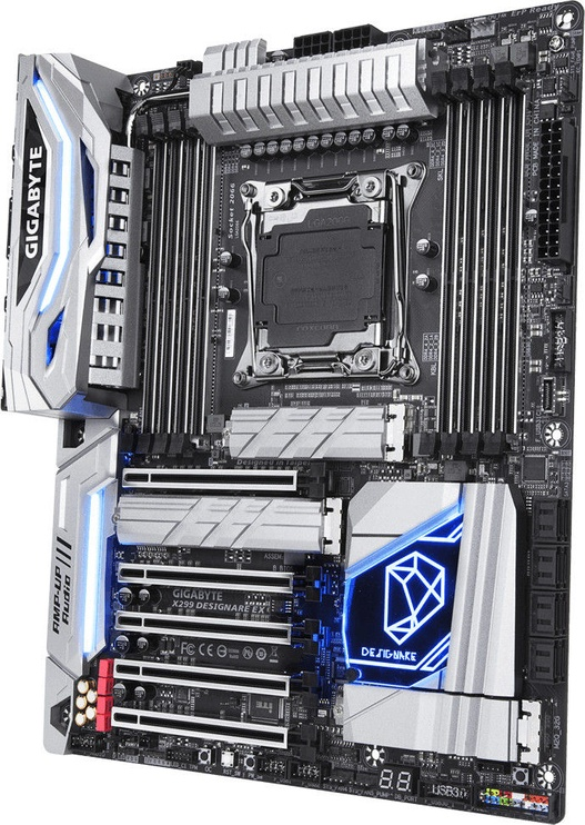Mātesplate Gigabyte X299 DESIGNARE EX