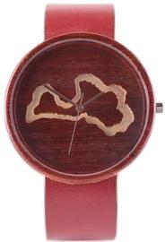 OVi Watch Latvietis Unisex Wooden Watch