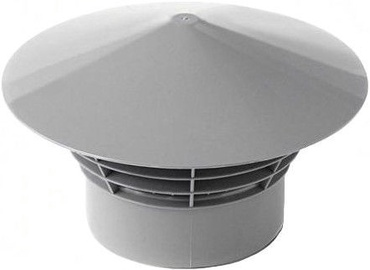 Capricorn 042-50 Ventilation Duct for Drainage 50mm