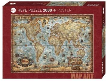 Dėlionė Heye World, 2000 dalių