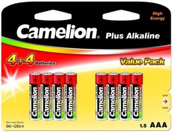 Camelion LR03 Plus Alkaline Battery AAA x 8