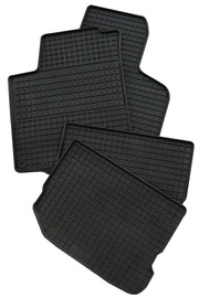 Petex Rubber Mat Audi 100/Avant/A6 Black