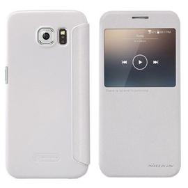 Nillkin Fresh S-View Book Case For Asus Zenfone 2 ZE550ML / ZE551ML White