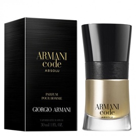 Parfimērijas ūdens Giorgio Armani Code Homme Absolu, 30 ml EDP