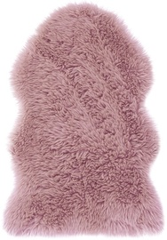 Ковер AmeliaHome Dokka, фиолетовый, 90 см x 60 см