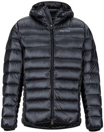 Marmot Mens Hype Down Hoody Black M