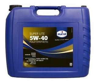 Eurol Super Lite 5W-40 Synthetic Oil 20l