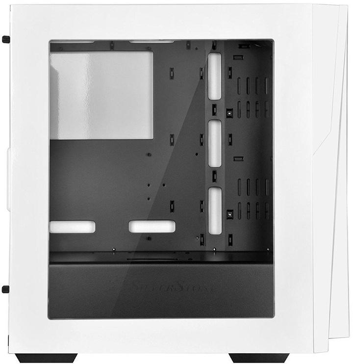 SilverStone Redline RL06 PRO Mid Tower ATX White