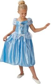 Rubbie's Disney Princess Cinderella Kids Costume S