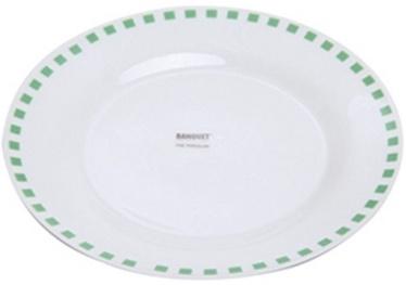 Banquet Cubito Dessert Plate 19cm Green